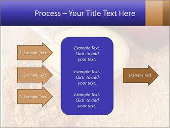Porridge For Breakfast PowerPoint Template - Slide 85