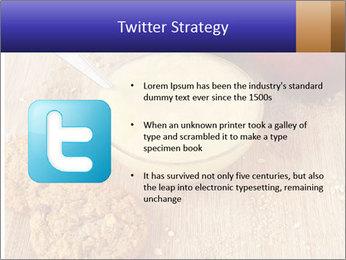 Porridge For Breakfast PowerPoint Template - Slide 9