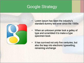 Home Barbells PowerPoint Template - Slide 10