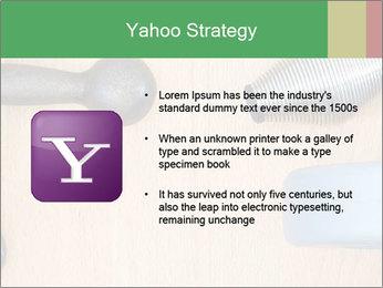 Home Barbells PowerPoint Template - Slide 11