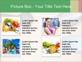 Home Barbells PowerPoint Template - Slide 14