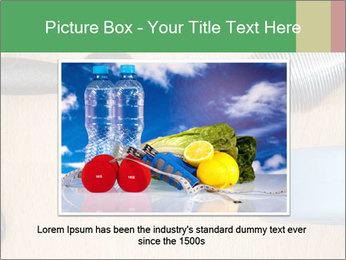 Home Barbells PowerPoint Template - Slide 15