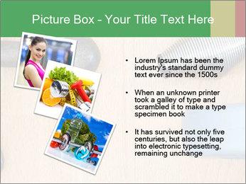 Home Barbells PowerPoint Template - Slide 17
