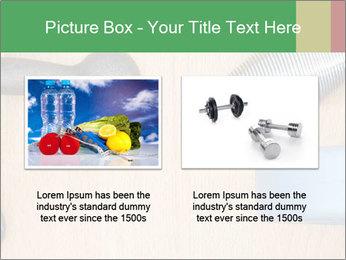 Home Barbells PowerPoint Template - Slide 18