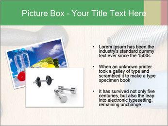 Home Barbells PowerPoint Template - Slide 20