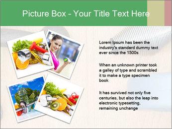 Home Barbells PowerPoint Template - Slide 23