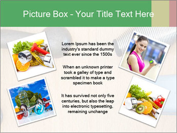 Home Barbells PowerPoint Template - Slide 24