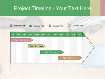 Home Barbells PowerPoint Template - Slide 25