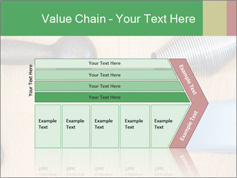Home Barbells PowerPoint Template - Slide 27