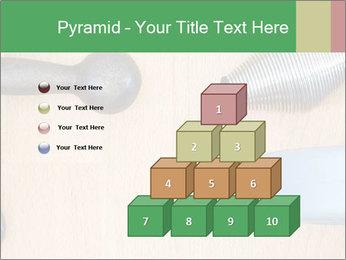 Home Barbells PowerPoint Template - Slide 31