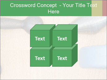 Home Barbells PowerPoint Template - Slide 39