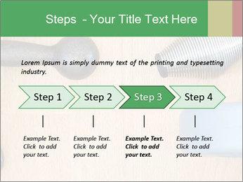 Home Barbells PowerPoint Template - Slide 4