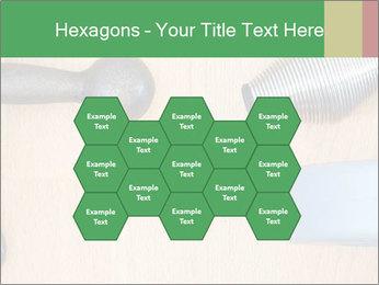 Home Barbells PowerPoint Template - Slide 44