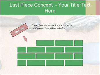Home Barbells PowerPoint Template - Slide 46