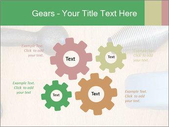 Home Barbells PowerPoint Template - Slide 47