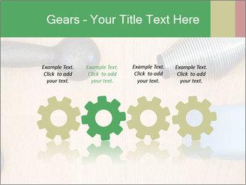 Home Barbells PowerPoint Template - Slide 48