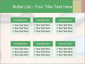 Home Barbells PowerPoint Template - Slide 56