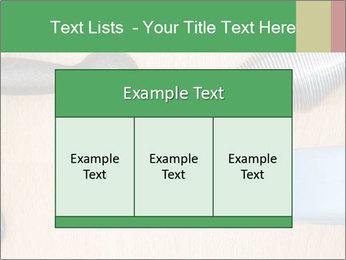 Home Barbells PowerPoint Template - Slide 59