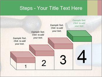 Home Barbells PowerPoint Template - Slide 64