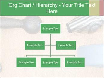 Home Barbells PowerPoint Template - Slide 66