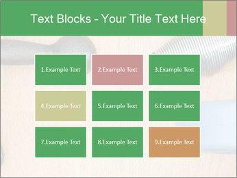 Home Barbells PowerPoint Template - Slide 68
