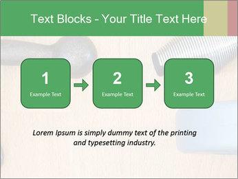 Home Barbells PowerPoint Template - Slide 71