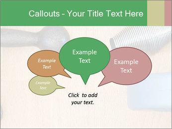 Home Barbells PowerPoint Template - Slide 73