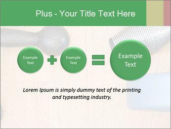 Home Barbells PowerPoint Template - Slide 75