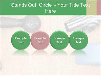 Home Barbells PowerPoint Template - Slide 76