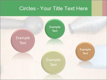 Home Barbells PowerPoint Template - Slide 77