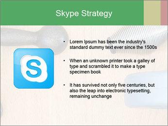 Home Barbells PowerPoint Template - Slide 8