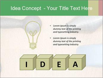 Home Barbells PowerPoint Template - Slide 80