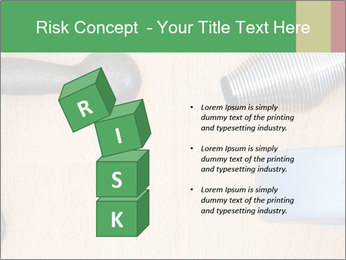 Home Barbells PowerPoint Template - Slide 81