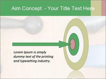 Home Barbells PowerPoint Template - Slide 83