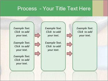 Home Barbells PowerPoint Template - Slide 86