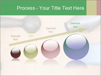 Home Barbells PowerPoint Template - Slide 87
