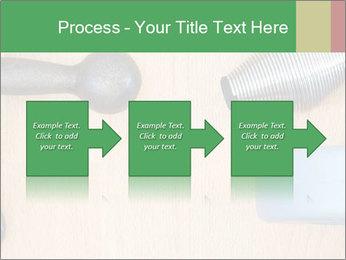 Home Barbells PowerPoint Template - Slide 88