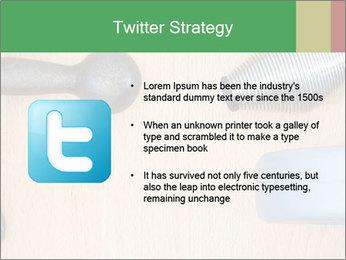 Home Barbells PowerPoint Template - Slide 9