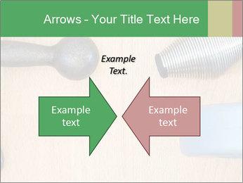 Home Barbells PowerPoint Template - Slide 90
