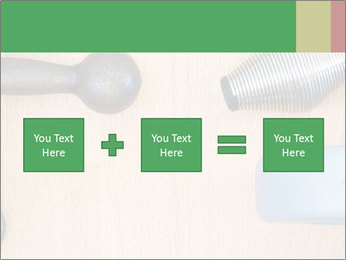 Home Barbells PowerPoint Template - Slide 95