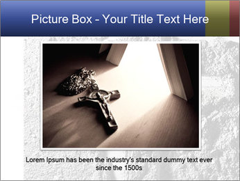Antient Cross PowerPoint Template - Slide 15