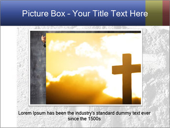 Antient Cross PowerPoint Template - Slide 16