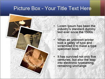 Antient Cross PowerPoint Template - Slide 17