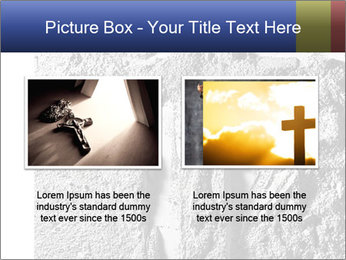 Antient Cross PowerPoint Template - Slide 18