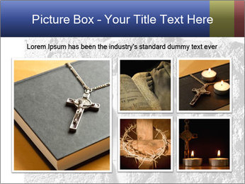 Antient Cross PowerPoint Template - Slide 19