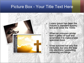 Antient Cross PowerPoint Template - Slide 20