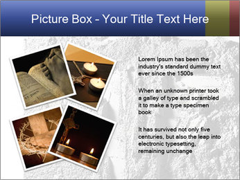 Antient Cross PowerPoint Template - Slide 23