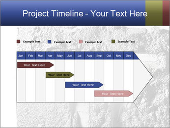 Antient Cross PowerPoint Template - Slide 25