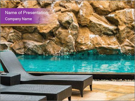 Exterior Texture PowerPoint Template