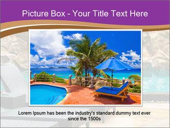 Exterior Texture PowerPoint Template - Slide 15